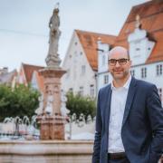 Michael Kießling aus Landsberg sitzt seit 2017 für die CSU im Bundestag.