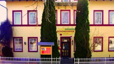 """Veränderungen ging es Anfang nächsten Jahres auch im """"Schondorfer""""."""
