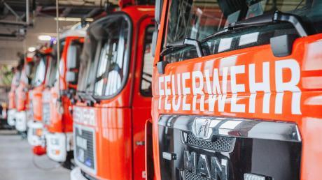 Wieder musste die Feuerwehr im Landkreis Aichach-Friedberg ausrücken. Allerdings ging alles glimpflich aus. Schuld war ein Teppichmesser.