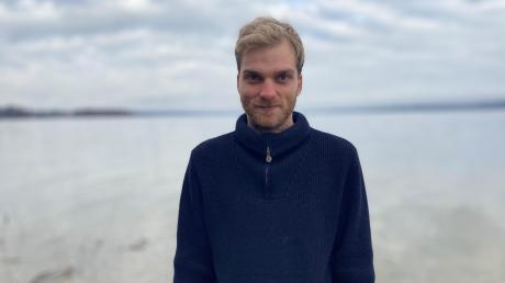 Der Bühnenbildner Louis Panizza aus Utting ist einer der Träger des Kulturförderpreises des Landkreises Landsberg.