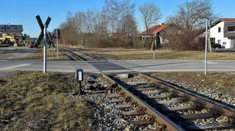 Die Gemeinde Denklingen möchte keinen Personenverkehr auf der Fuchstalbahn