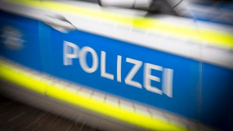 Die Polizei musste in Weißenhorn einen Betrunkenen abführen.