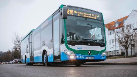 Bleiben die Bustüren der Linie 810 zwischen den S-Bahn-Stationen Geltendorf und Mammendorf im Ortsbereich von Geltendorf künftig zu?