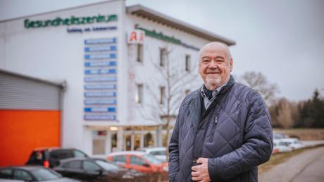 Auch in den nächsten Jahren dürften dem Echinger Bürgermeister Siegfried Luge die Herausforderungen nicht ausgehen. Unter anderem denkt er an eine Erweiterung des erst 2014 eingeweihten Gesundheitszentrums.
