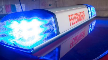 Hoher Sachschaden ist am Wochenende beim Brand eines Wohnhauses in Baar Ebenhausen entstanden.