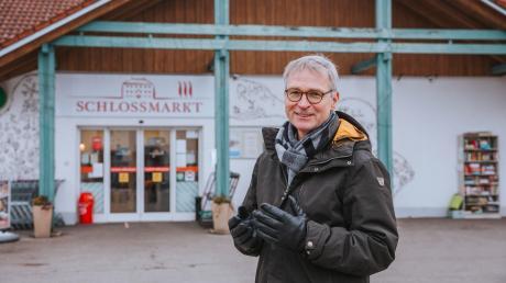 Die Gemeinde Windach hat auch das Gebäude des Windacher Schlossmarkts gekauft, erzählt Bürgermeister Richard Michl im Rückblick auf das vergangene Jahr.