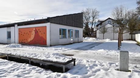 Die Grundschule Erpfting soll um ein Klassenzimmer erweitert werden.