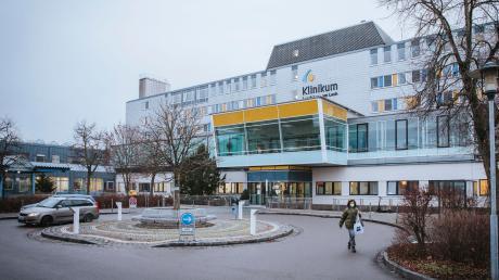 Auf einer Station im Klinikum Landsberg ist das Coronavirus ausgebrochen.