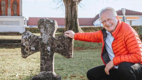 Franz Schneider ist gebürtiger Penzinger. Der Ortschronist befasst sich intensiv mit der Geschichte der Gemeinde. Er hat unter anderem die Hintergründe des Sühnekreuzesbeleuchtet.