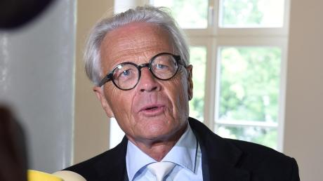 Anwalt Walter Rubach aus Augsburg will den Fall um Ursula Herrmann wieder aufrollen.