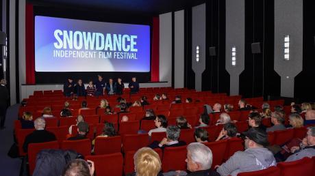 """Beim Snowdance 2020 wurde im Olympia-Filmtheater unteranderem der Film """"EneMe"""" gezeigt."""