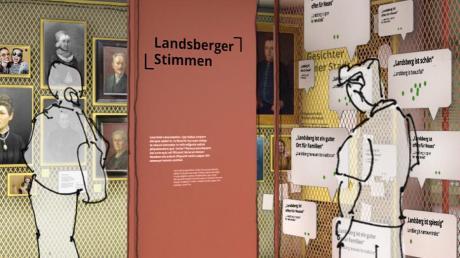 So könnten die neuen Räume im Stadtmuseum aussehen.
