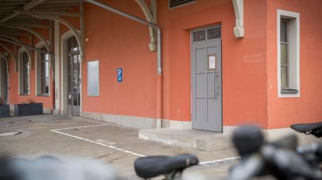 Die öffentliche Toilette am Bahnhof ist seit Ende Februar endgültig geschlossen.