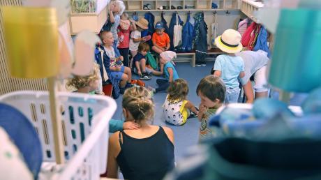Die Kinderbetreuung wird in Dießen zur Herausforderung. Momentan gibt es für 22 Kinder, die ab September eine Kindertagesstätte besuchen sollen, keine Plätze.