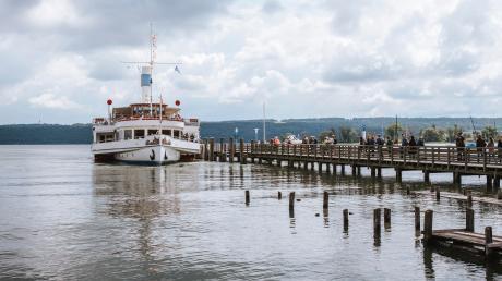 Der Start in die neue Schifffahrtssaison auf dem Ammersee verschiebt sich wegen Corona.