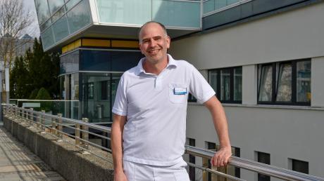 Dr. Philipp Hartmann ist Mediziner am Klinikum Landsberg. Im großen LT-Gespräch berichtet er über seine Arbeit mit Covid-19-Patienten.