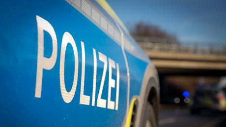 Bei einem Unfall auf der Augsburger Straße entstand nur ein Sachschaden.