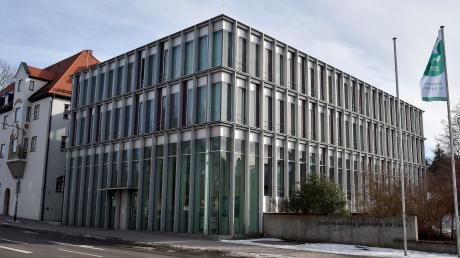Die Stadt Landsberg kann wohl darauf hoffen, dass die Zinswettgeschäfte nichtig waren. Mehrere Millionen Euro lassen sich wohl sparen. Unser Foto zeigt die Landsberger Stadtverwaltung.