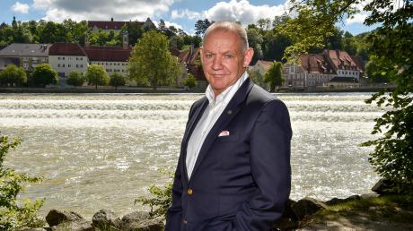 Kurt Wacker verlässt die AfD. Seit Mai 2020 ist er Mitglied des Landsberger Kreistags.