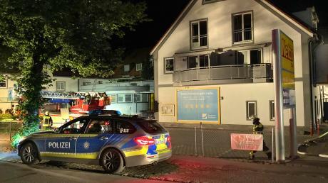 Bei den Großbränden in Greifenberg entstand Schaden in Millionenhöhe. Die mutmaßliche Täterin kommt vor Gericht