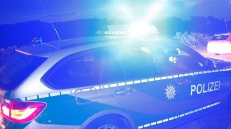 Die Freinacht hat der Polizei im Landkreis Landsberg einiges an Arbeit beschert.
