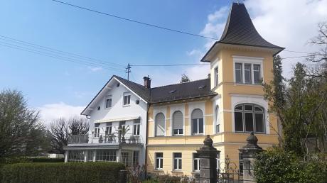 Die Buz-Villa in Dießen wäre für Herwig Stuckenbergerein Beispiel für ein Haus, das viel Geschichte erzählen kann.