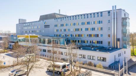 Das Landsberger Klinikum hat im ersten Quartal 2020 rote Zahlen geschrieben.