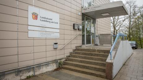 Das Gesundheitsamt in Landsberg befindet sich neben dem Klinikum.