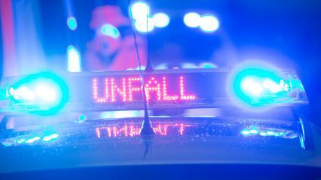 Mehrere Unfälle haben sich am Wochenende im Landkreis Landsberg ereignet.