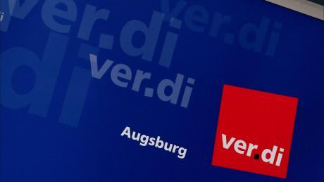 Die Gewerkschaft Verdi kündigt eine Protestaktion in Landsberg an.