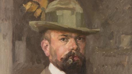 Der Maler Adolf Münzer ist ein bekannter Vertreter der Holzhausener Künstlerkolonie. Sein Enkel Florian eröffnet jetzt ein Museum in Holzhausen.