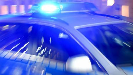 In Langenau will ein 28-Jähriger vor der Polizei