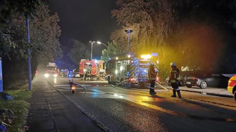 Die Brände in einem Wohn- und Geschäftshaus und in einem Mehrfamilienhaus im August 2020 in Greifenberg sind nun juristisch aufgearbeitet. Eine 42-jährige Frau wurde vom Landgericht zu einer Freiheitsstrafe verurteilt.