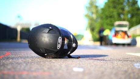 Bei einem Unfall am Riedbergpass ist ein 40-jähriger Motorradfahrer aus dem Unterallgäu tödlich verunglückt.