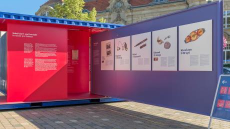 """Die Ausstellung """"Stolen Memory"""" wird am Freitag in Egling eröffnet."""