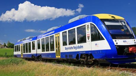 Wegen Weichenbauarbeiten kommt es bei der BRB auf der Strecke Augsburg-Weilheim-Schongau zu Fahrplanänderungen.