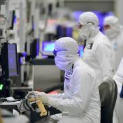 Im US-Bundesstaat Oregon gibt es eine Fabrik von Intel. Solche Arbeitsplätze könnten auch auf dem Fliegerhorst Penzing entstehen, sollte sich der Konzern für diesen Standort entscheiden.