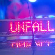 In der Unterfeldstraße im Hochfeld kam es zu einem Unfall zwischen einem Rad- und Autofahrer.