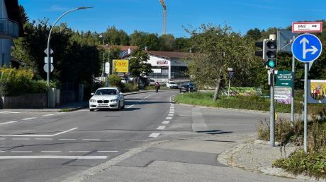 Tempo 30 in der Landsberger Straße in Dießen? Der Bauausschuss des Gemeinderats hält das für einen sinnvollen Vorschlag.