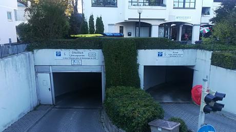 An der Tiefgarage in der Dießener Mühlstraße muss einiges verbessert werden, unter anderem hapert es bei der Standfestigkeit.