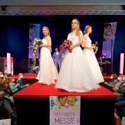 Bei der Landsberger Hochzeitsmesse holten sich viele Besucher Anregungen.