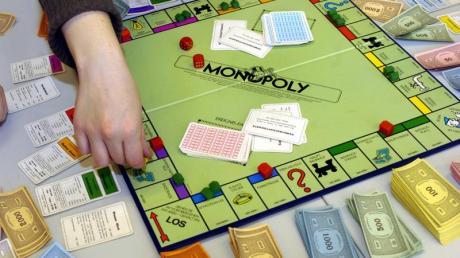 Schlechte Idee: Monopoly in der Quarantäne.