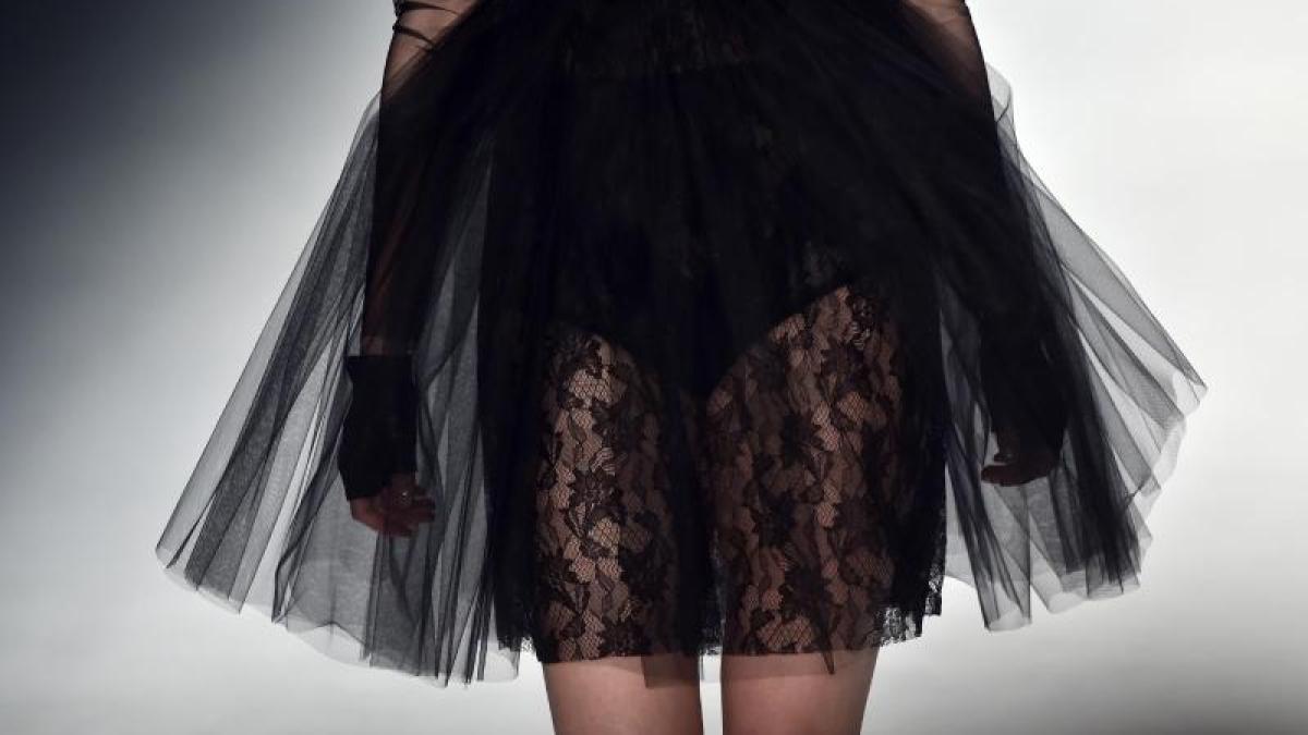 Mode: Auch Schwarz ist erlaubt: Das perfekte Outfit als Klein