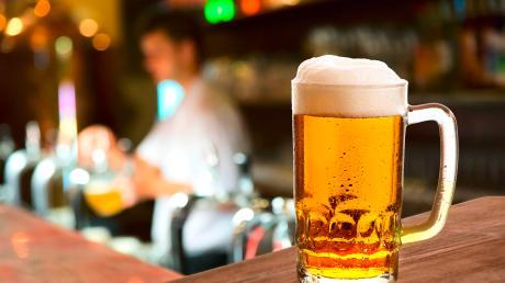 Reiner Genuss: deutsches Bier.