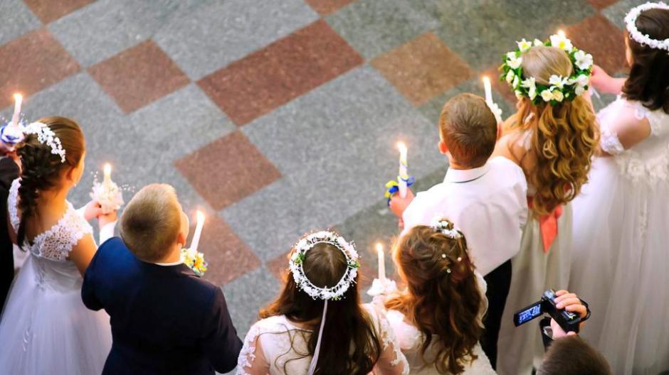 Kommunion Ein Festlicher Anlass Von Besonderer Bedeutung Leben