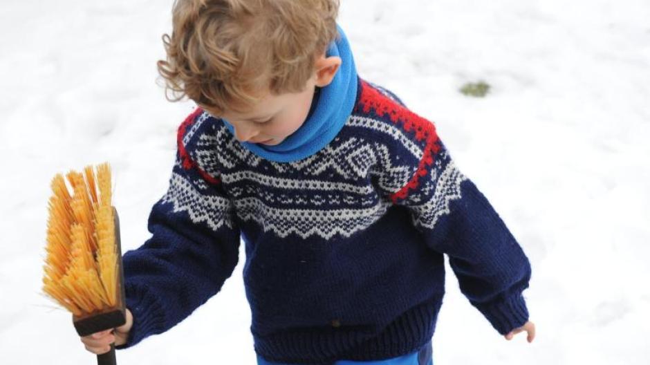 bb89bbc0b52a Nicht nur bei den Kleinen ein angesagtes Kleidungsstück - Norwegerpullis  gelten derzeit als Modehit in Europa.