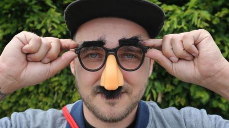 Willy Nachdenklich:Auf dem Weg in den Duden?Foto: Karl-Josef Hildenbrand
