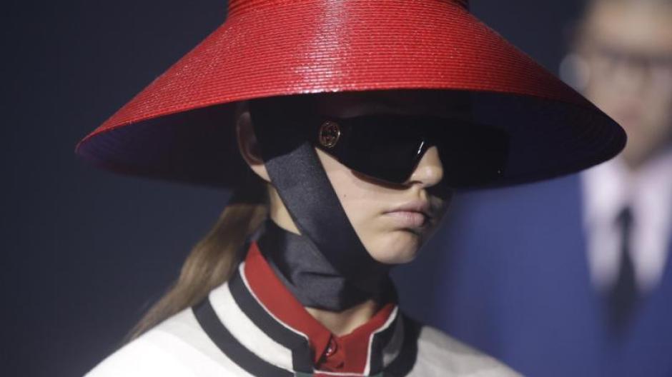 Auftakt-Show: Mailänder Modewoche: Gucci ist im Widerstand - Leben ...