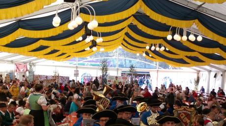 Am Wochenende findet wieder das Kiwanis-Oktoberfest in Donauwörth statt.