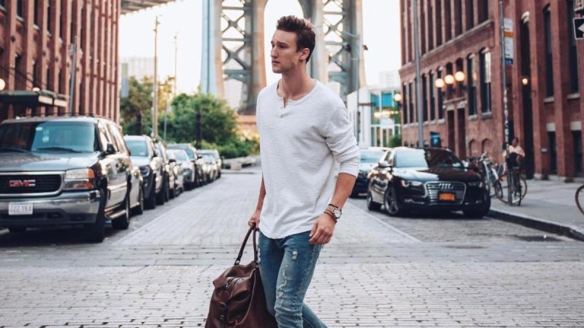 Jagd auf bestes Instagram-Bild: Deutscher Modeblogger in New York ...